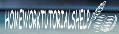 homeworktutorialshelp's Avatar