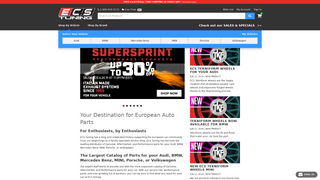 ECS Tuning Reviews | 536 Reviews of Ecstuning com