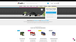 Swift Ink Reviews 41 Reviews Of Swiftink Com Resellerratings