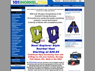 101Snorkel