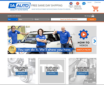 1A Auto Parts Reviews | 567 Reviews of 1aauto com | ResellerRatings