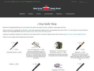 1 Stop Knife Sh