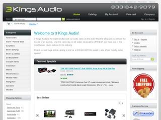 3 Kings Audio