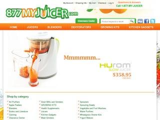 877MyJuicer.com