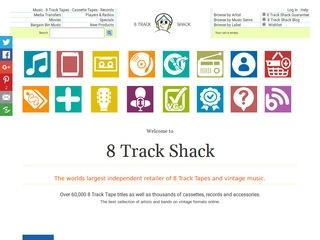 8 Track Shack