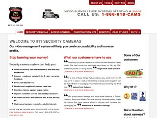 911 Security Ca