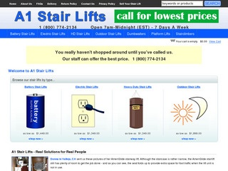 A1 Stair Lifts