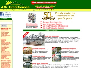 ACF Greenhouses