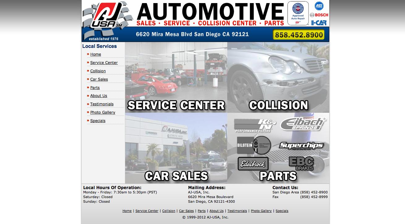 AJ-USA Auto