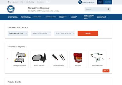 Am Autoparts Reviews 158 Reviews Of Am Autoparts Com