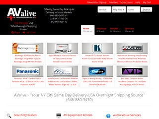 AValive (Triang