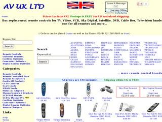 AV UK Ltd