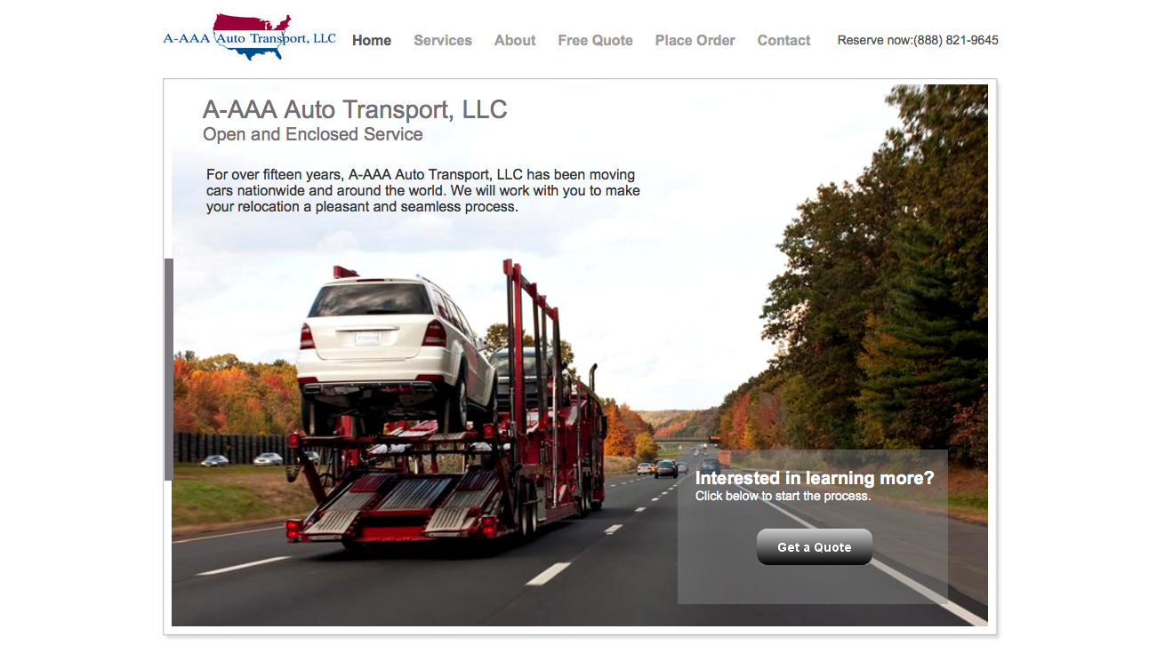 Nationwide Auto Quote Aaaa Auto Transportllcautocarmover Consumer Reviews At