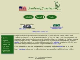 Aardvark Sungla