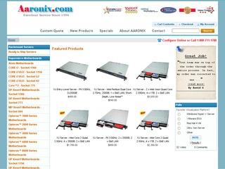 Aaronix.com (pr