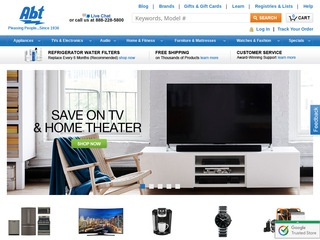 Abt Electronics ABT Reviews Reviews Of Abtcom - Abt home theater