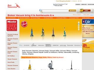 Ace Vacuums / A