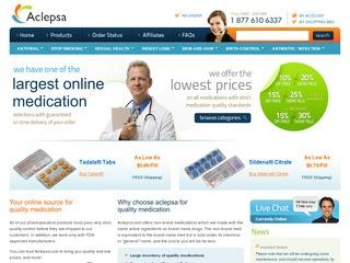 Aclepsa.com