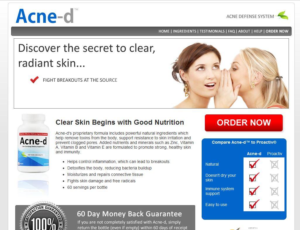 Acne-d.com