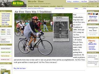 Air Free Tires