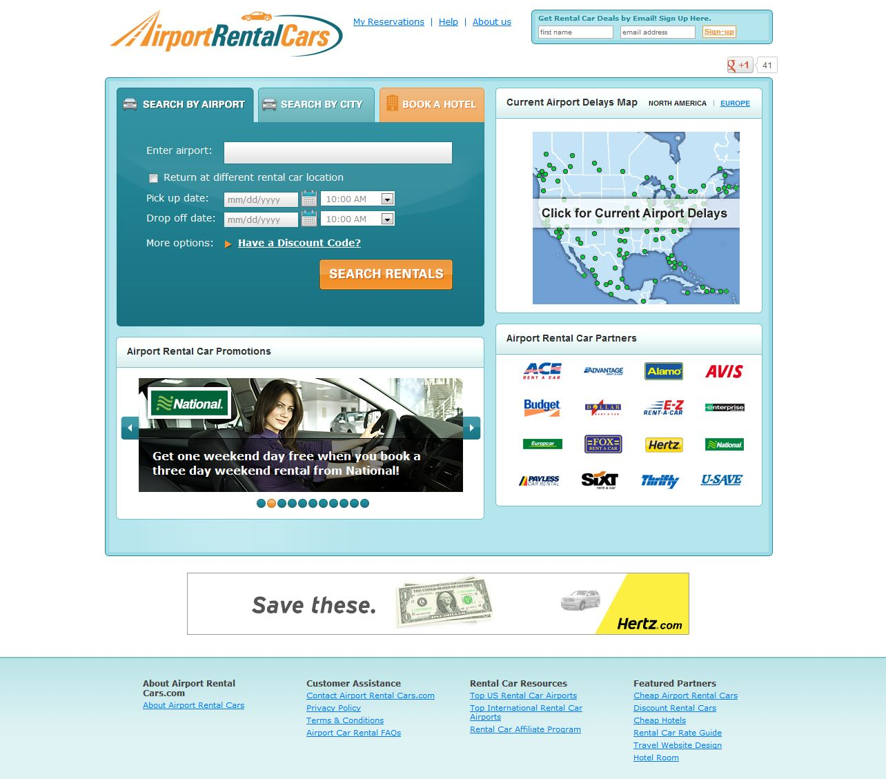 Cars Com Reviews >> Airportrentalcars Com Reviews 22 Reviews Of