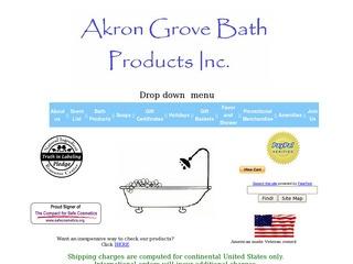 Akron Grove Bat