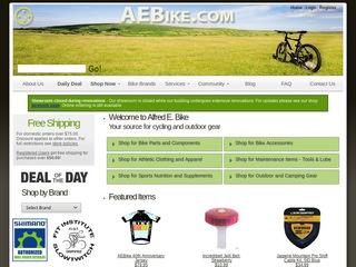 Alfred E. Bike