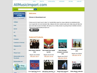 AllMusicImport.
