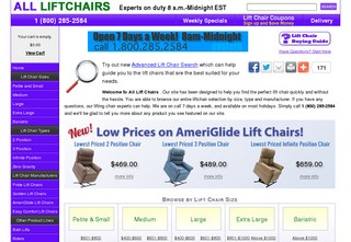 All-Lift-Chairs