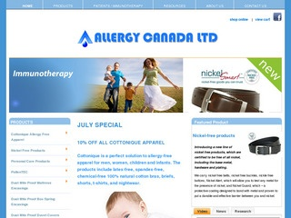 Allergy Canada