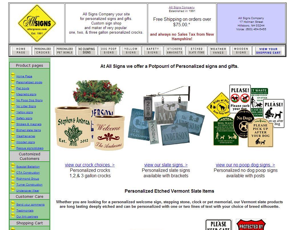 Allsignsco.com