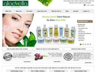 Aloevella.com