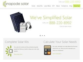 Anapode Solar