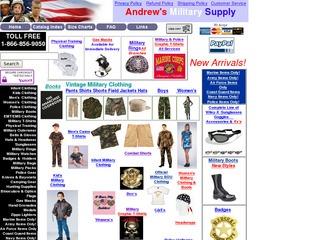 Andrews Militar