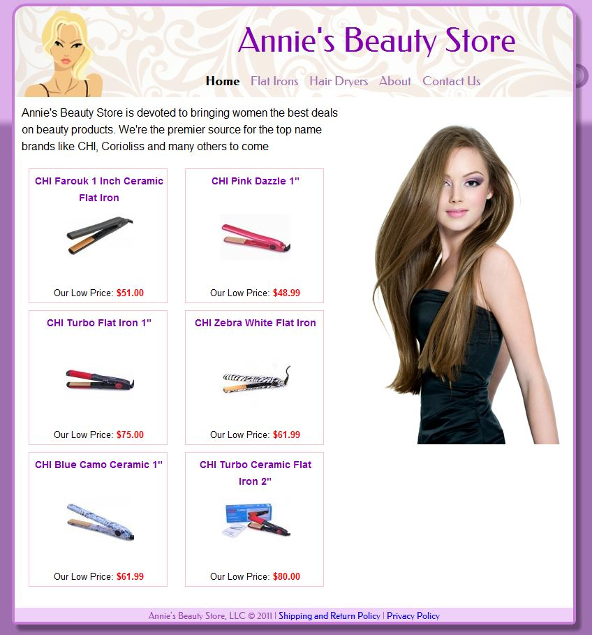 Annies Beauty S