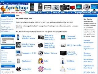 ApeShop.com