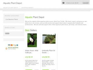 Aquatic Plant D