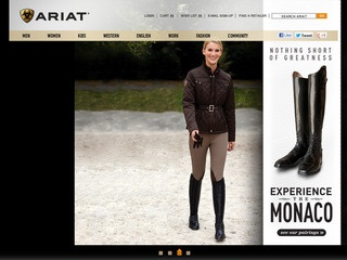 Ariat Internati