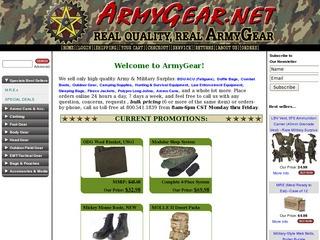Armygear.net