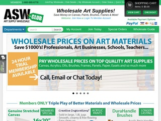 Art Supply Ware