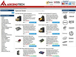 AscendTech, Inc