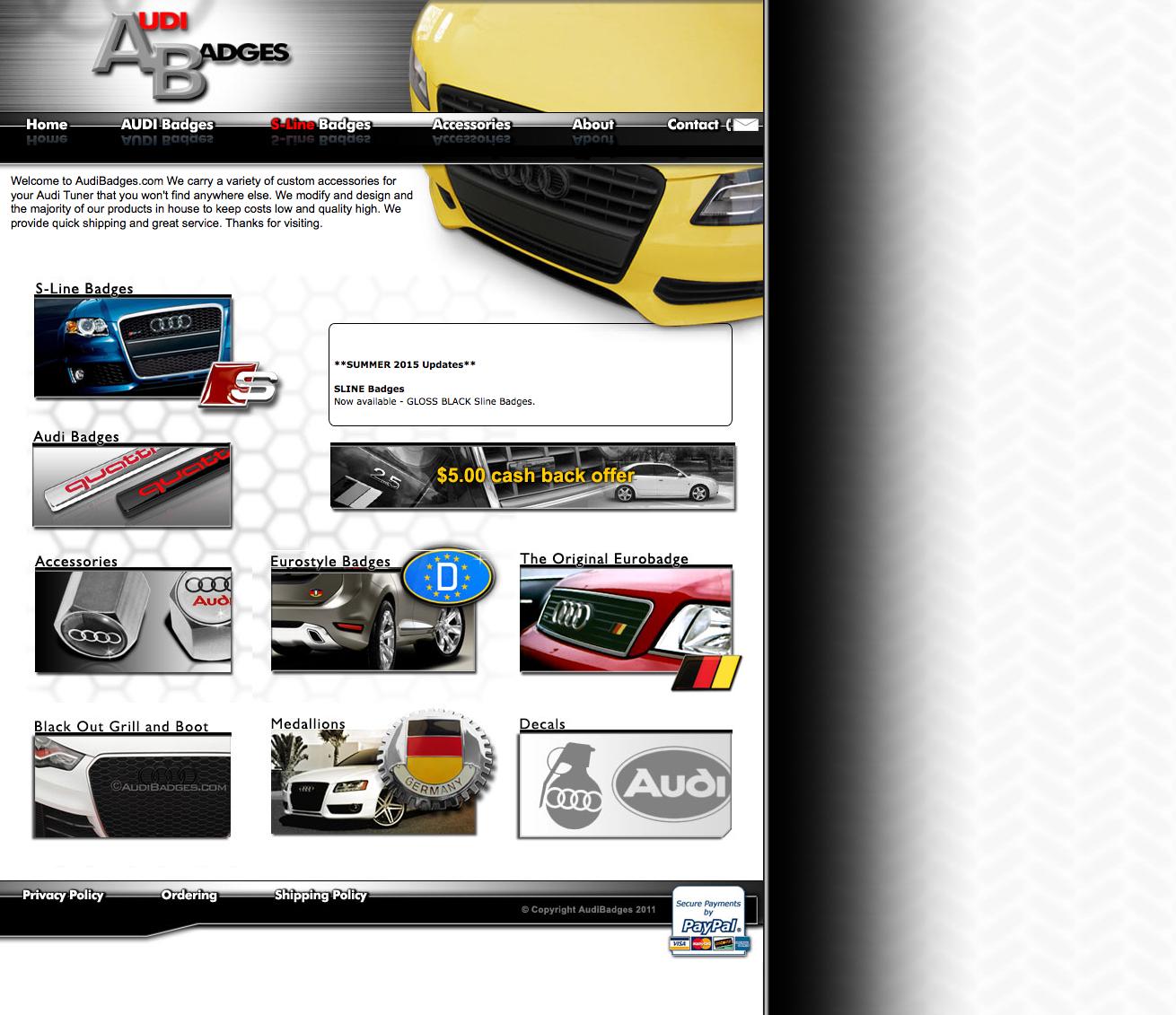 Audibadges.com