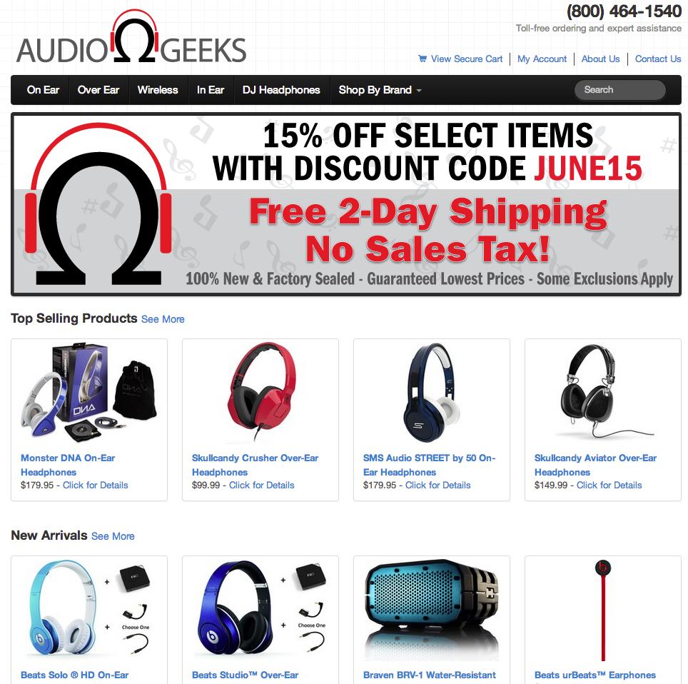 AudioGeeks.com