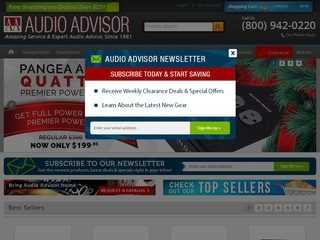 Audio Advisor
