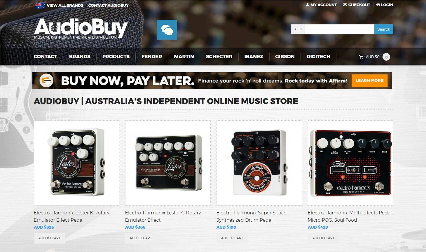 Audiobuy.com.au