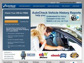 AutoCheck Reviews | 15 Reviews of Autocheck com