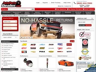Auto Parts Deal