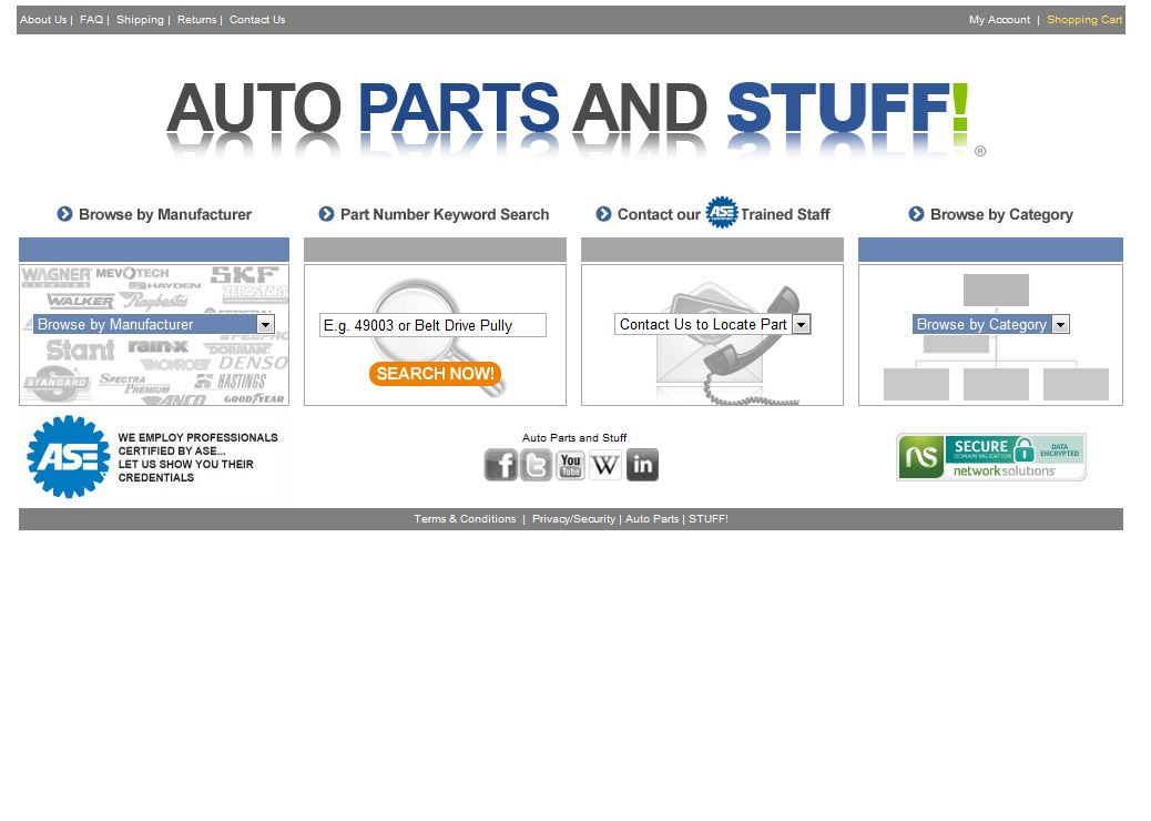 Auto Parts and