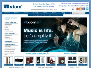 Axiom Home Thea
