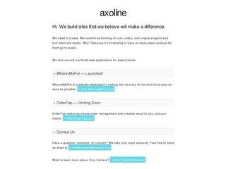 Axoline Corpora